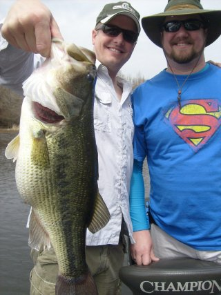 Braggin board for 2011 for Millwood lake fishing report