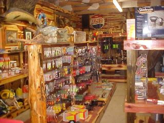 Hunters bait shop for Fishing bait store